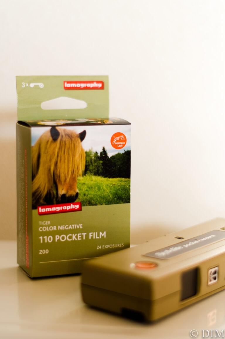 PENTAX auto110のフィルム現像を「カメラはスズキ」さんで!