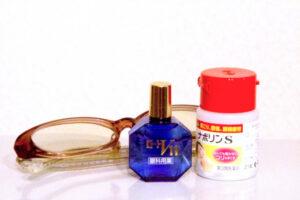眼精疲労の救世主薬ナボリンSとロートV11