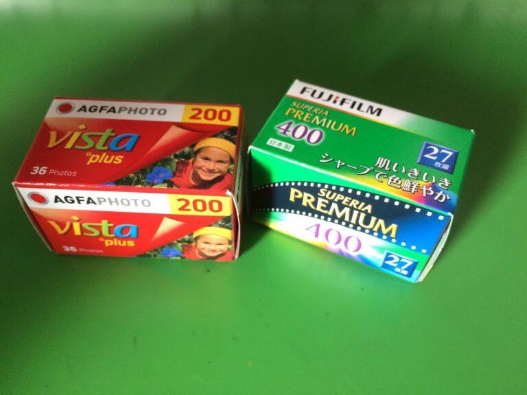 35mmフィルム購入と無知の怖さ