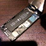 iPhoneのバッテリー交換は自力でできる!交換方法を画像で解説
