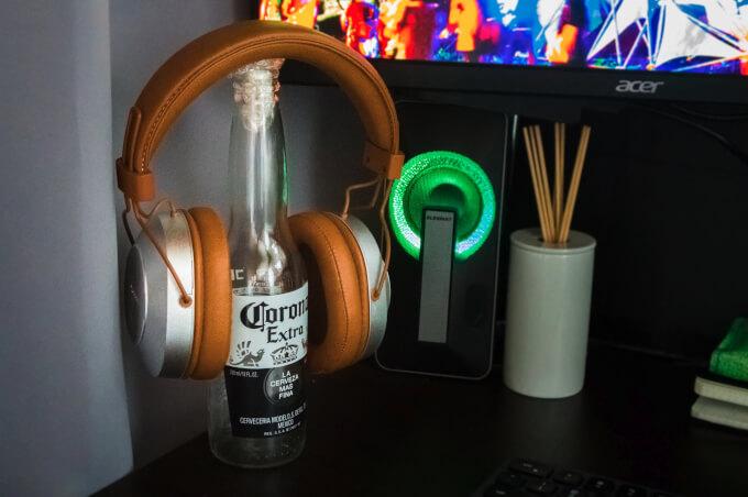 コロナビールの瓶