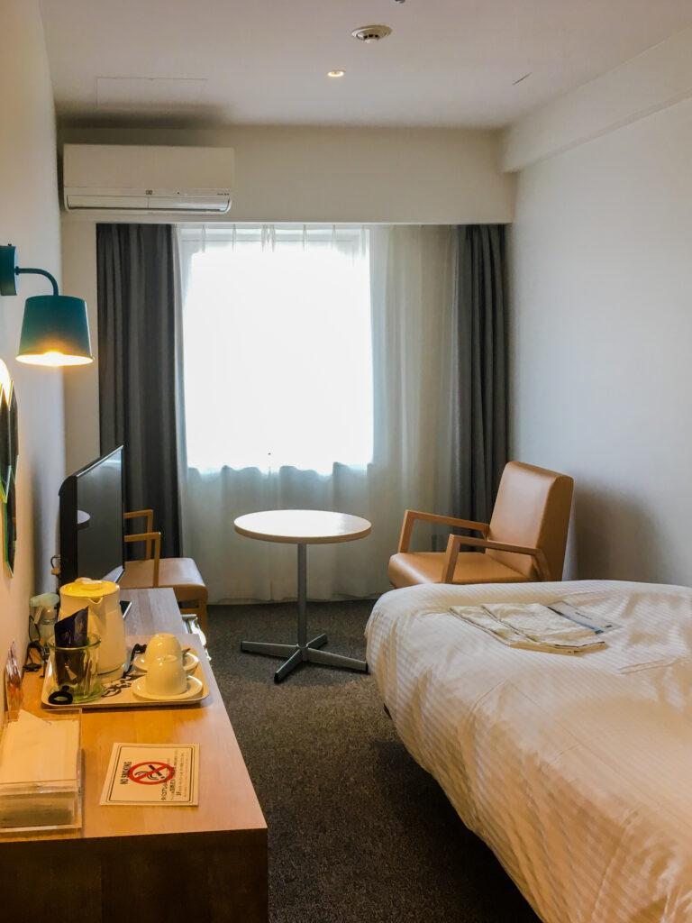 横浜のHOTEL PLUMM宿泊レビュー
